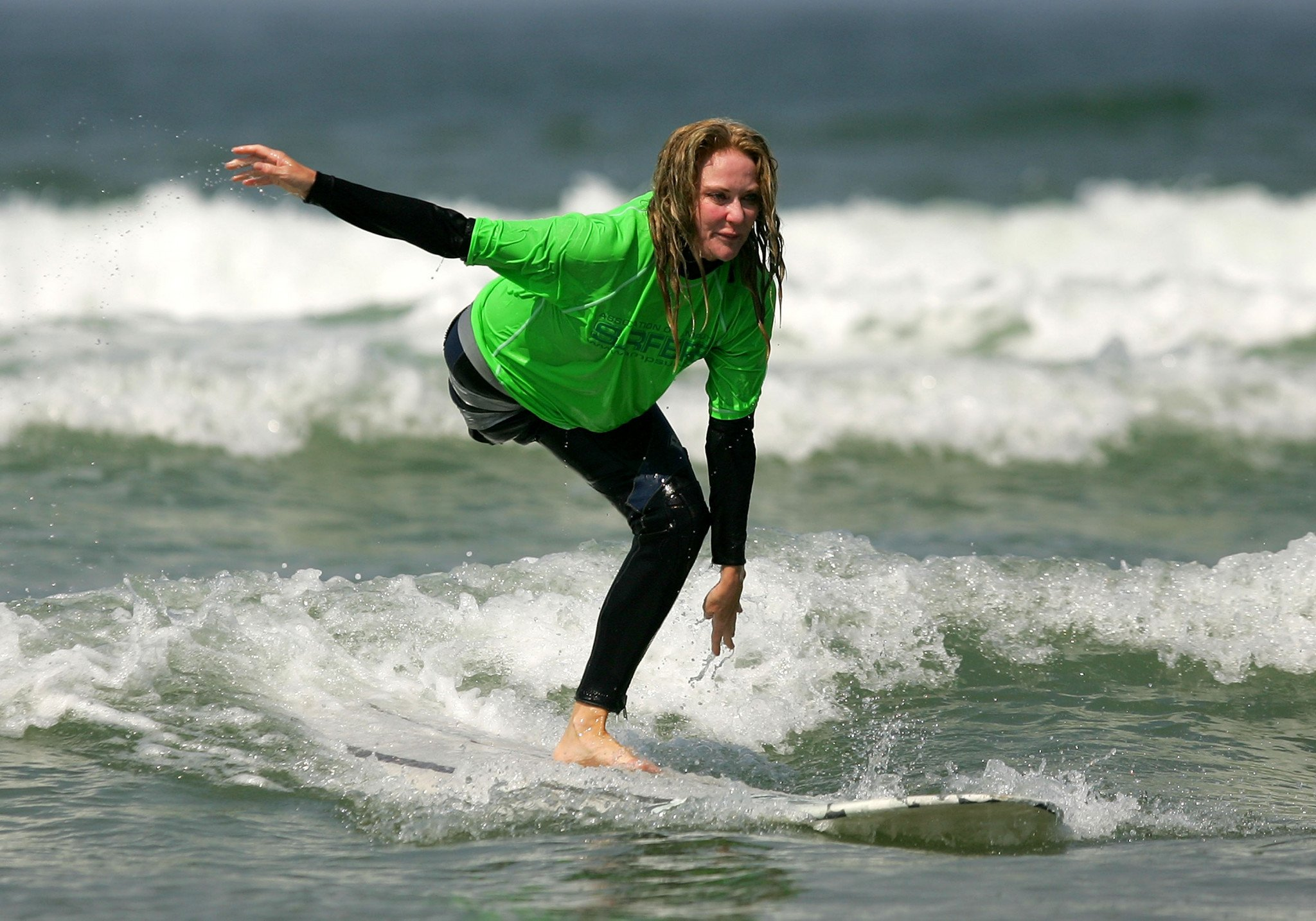 The International Surfing Association are aiming for Paralympic inclusion ©Getty Images