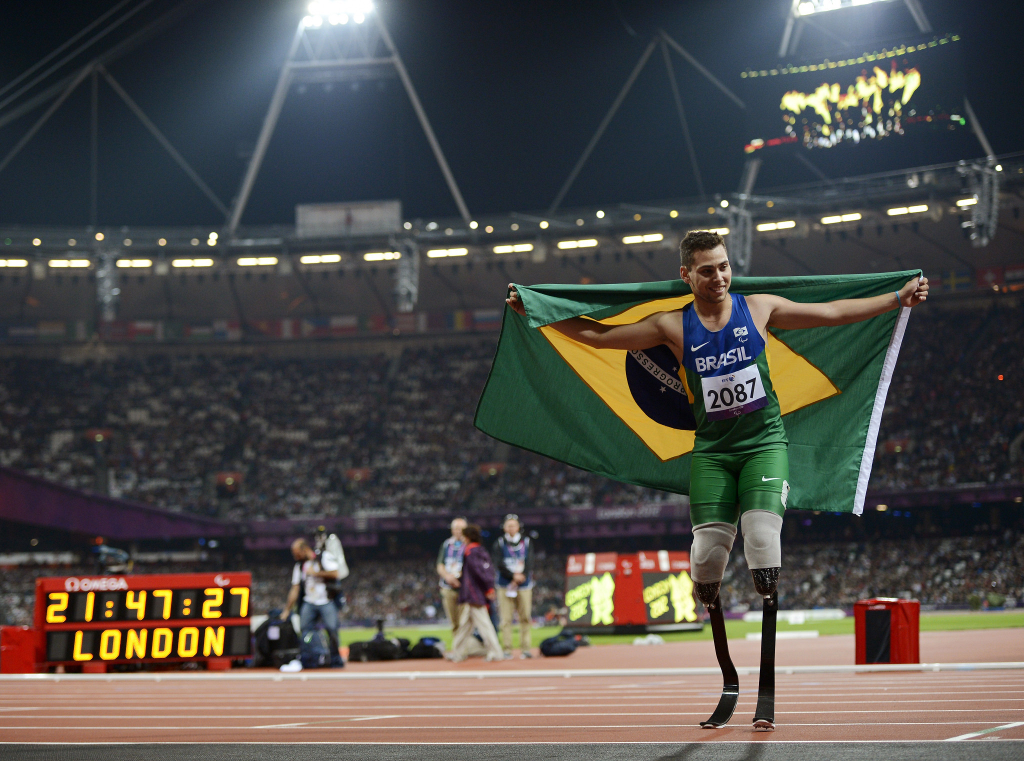 """Brazilian Paralympic Committee launch """"Batalha de Reprises"""" contest to find greatest moment"""