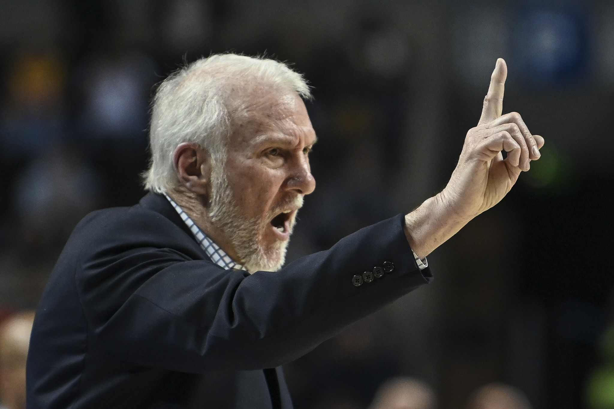 American basketball coach Popovich reveals concern over Tokyo 2020 and NBA clash