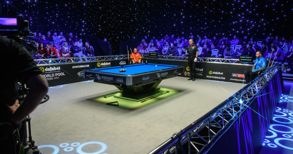 World Pool Masters cancelled after initial postponement