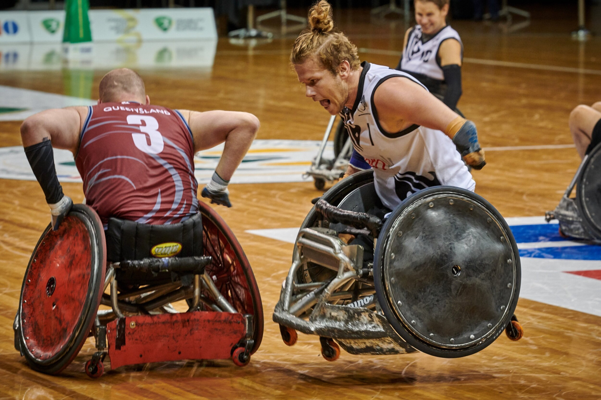 Wheelchair Rugby Australia has announced the launch of a new recruitment plan ©Wheelchair Rugby Australia