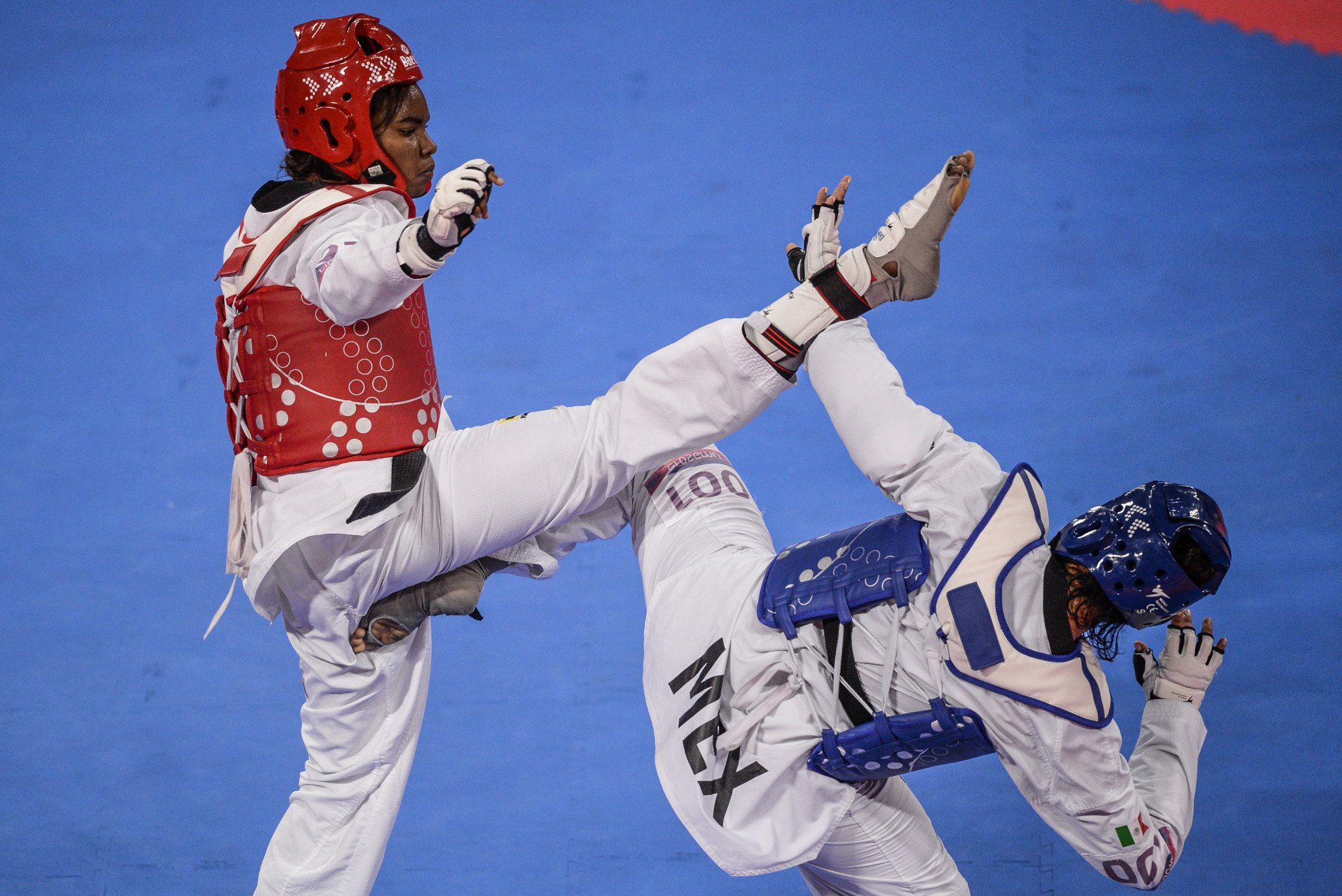 "Mexican Taekwondo Federation President says organisation is ""relaxed"" due to Tokyo qualifiers"