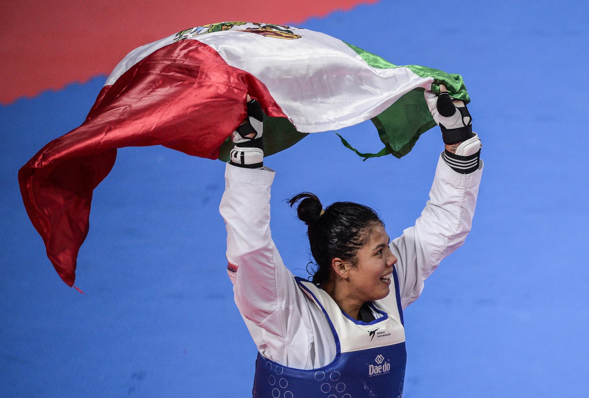 Briseida Acosta is one of Mexico's two qualifiers for Tokyo 2020 ©Getty Images