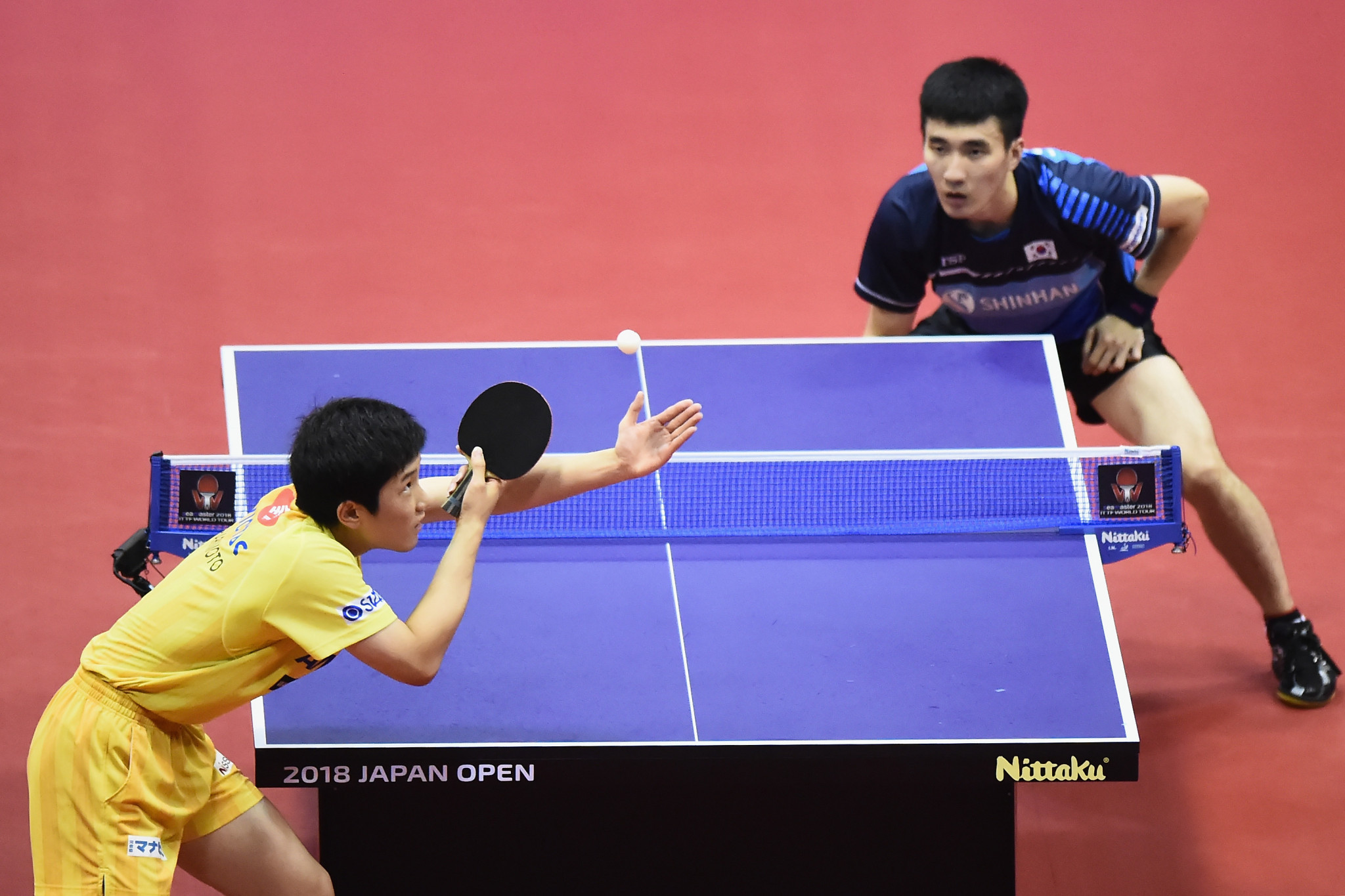ITTF World Tour Japan Open cancelled due to pandemic