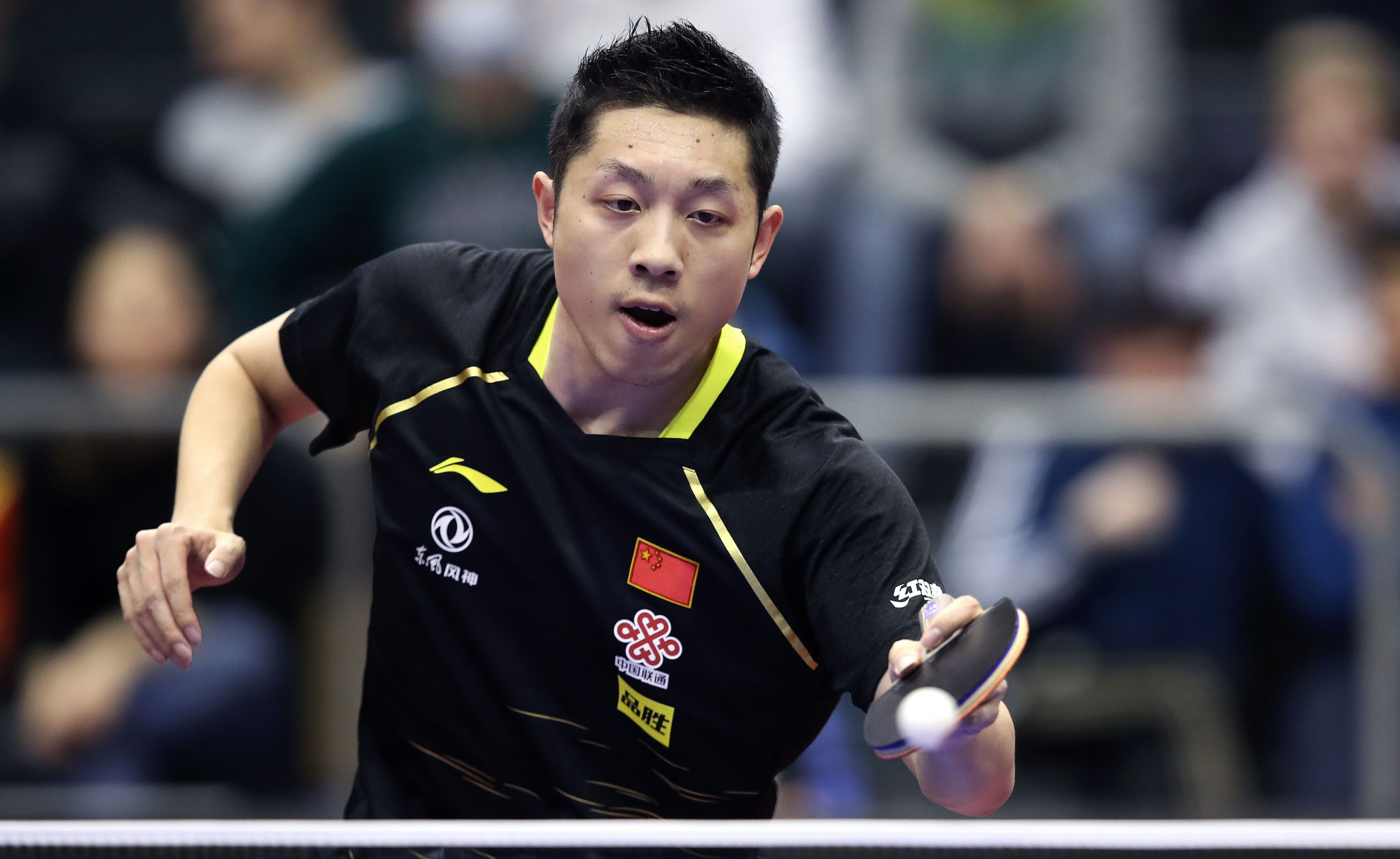 China's Xu Xin triumphed in the men's contest at the Japan Open last year ©Getty Images