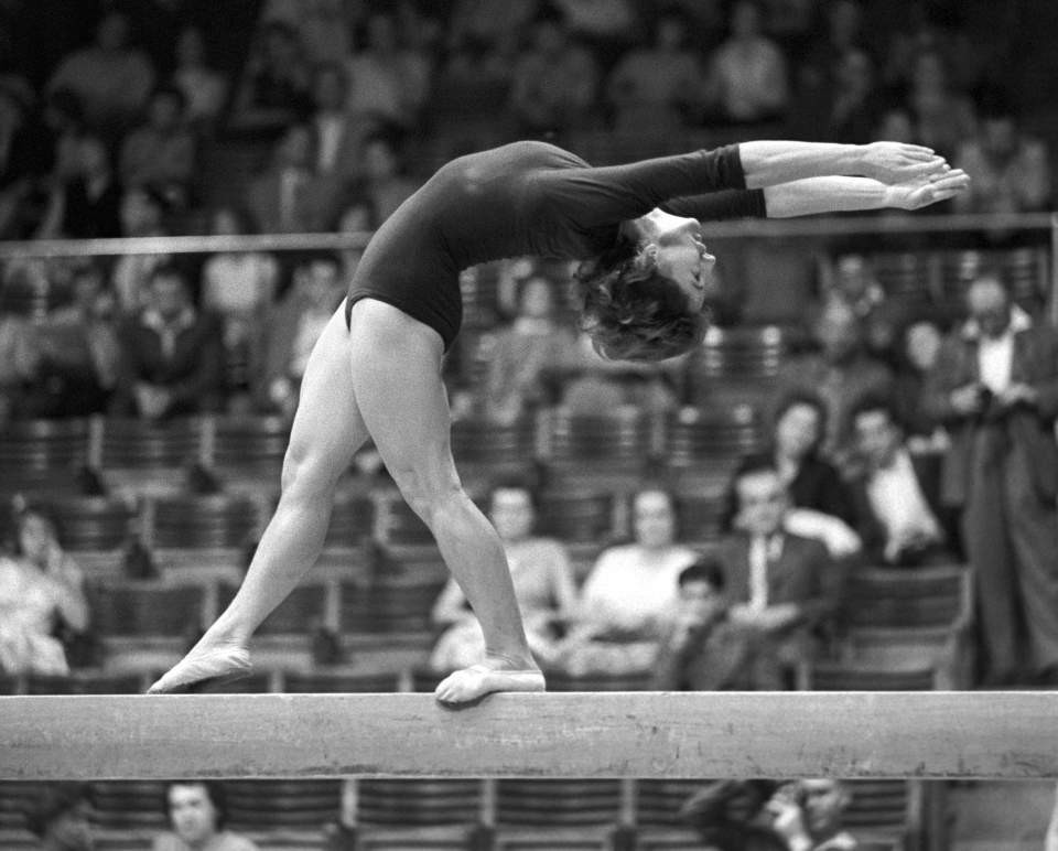 Olga Tass earned six Olympic medals during her career ©Hungarian Olympic Committee
