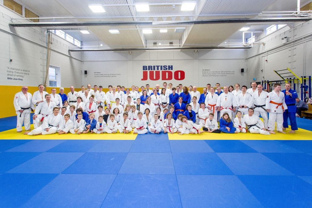 British Judo training base to be upgraded following deal with university