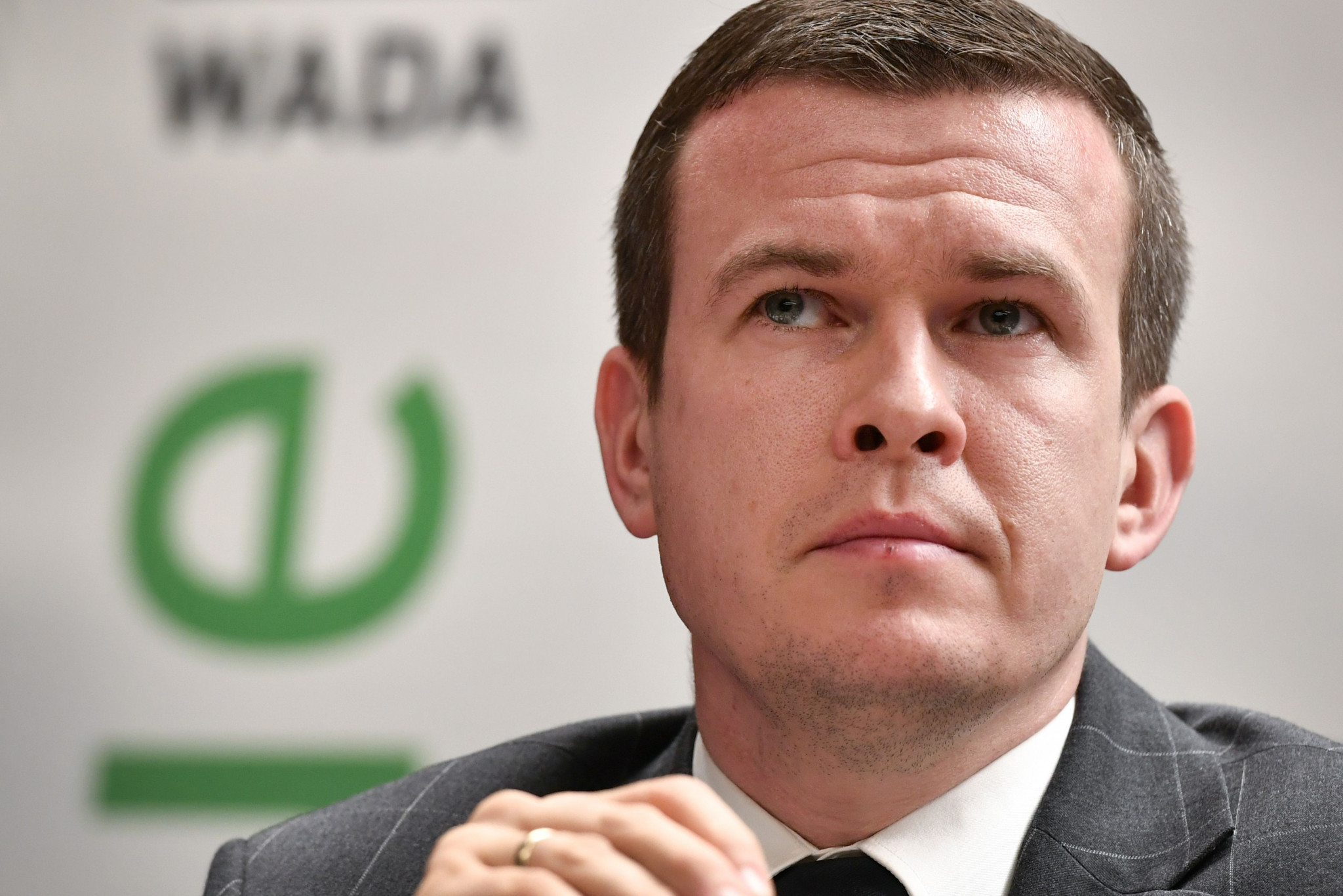 WADA President Witold Bańka questioned the motivation of the ONDCP report last week ©Getty Images