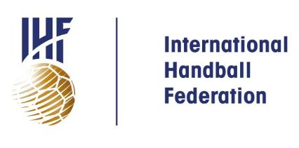 International Handball Federation unveil new logo