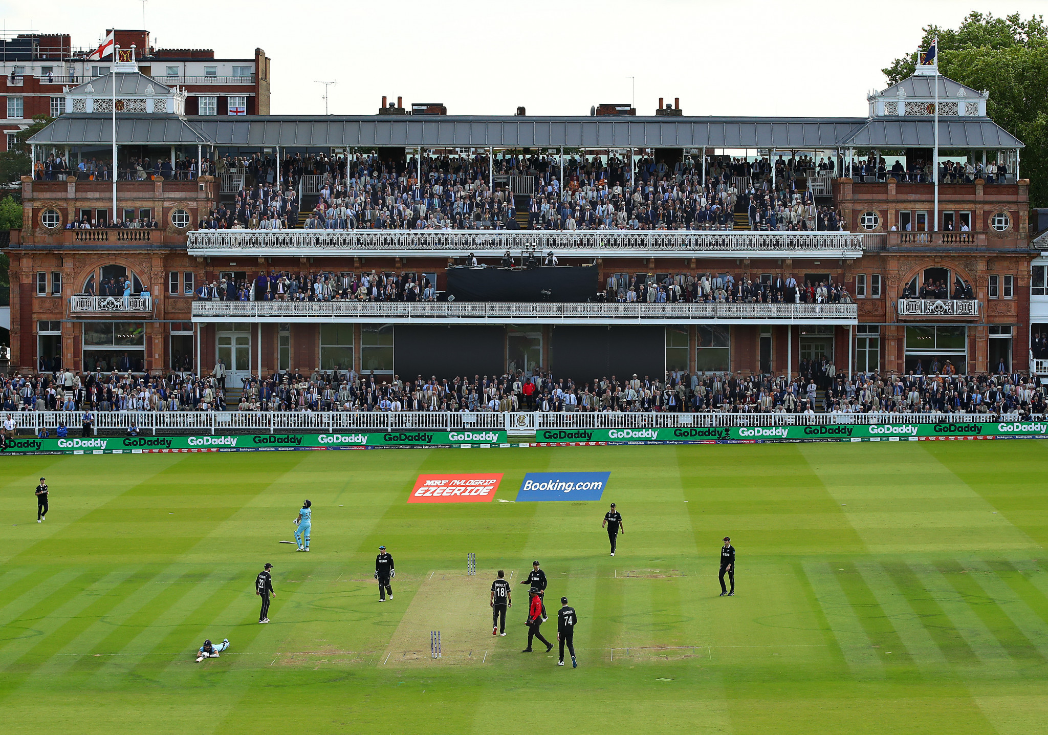 Sunset+Vine received an award for their coverage of last year's ICC Cricket World Cup Final ©Getty Images
