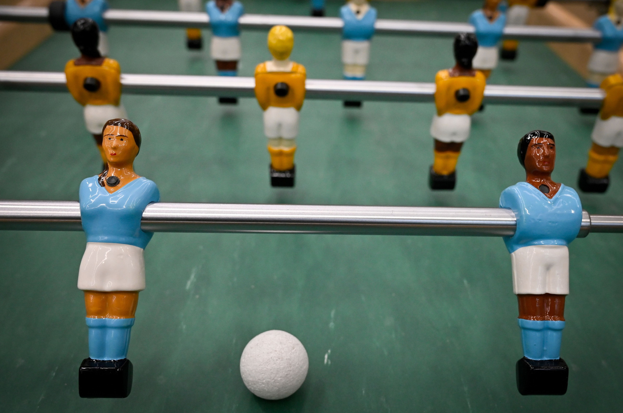 International Table Soccer Federation hopes to offer a degree of uniformity to table soccer rules ©Getty Images