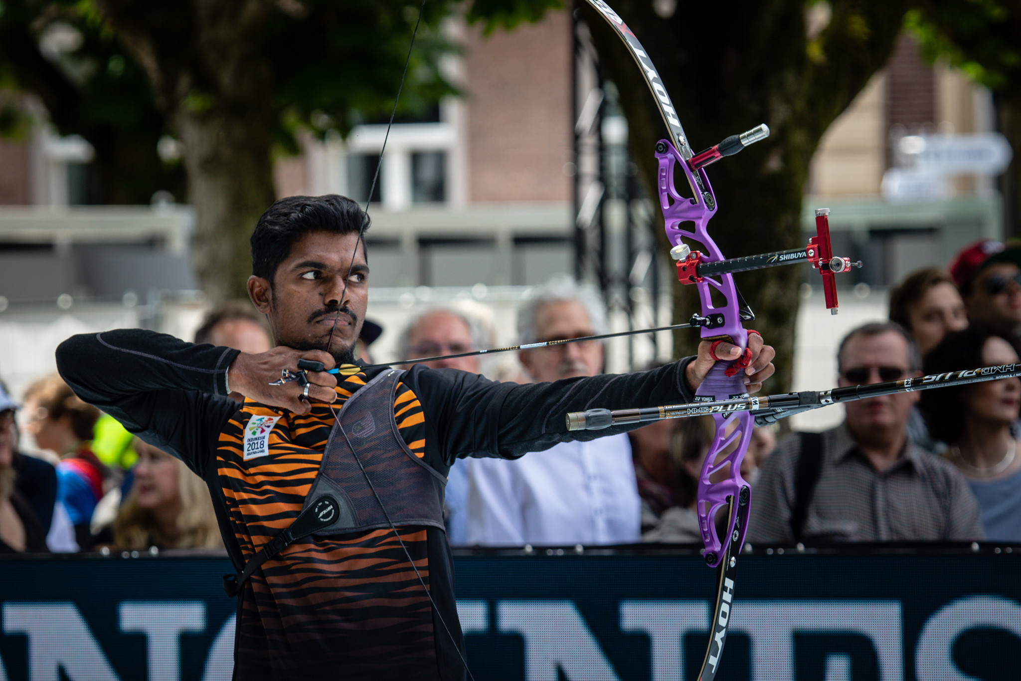 "World number one Para-archer Suresh claims he was at ""beginner level"" after lockdown"