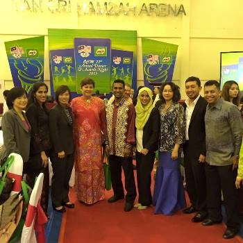 """Olympic Council of Malaysia President hails """"successful year"""" for organisation at annual dinner and awards night"""