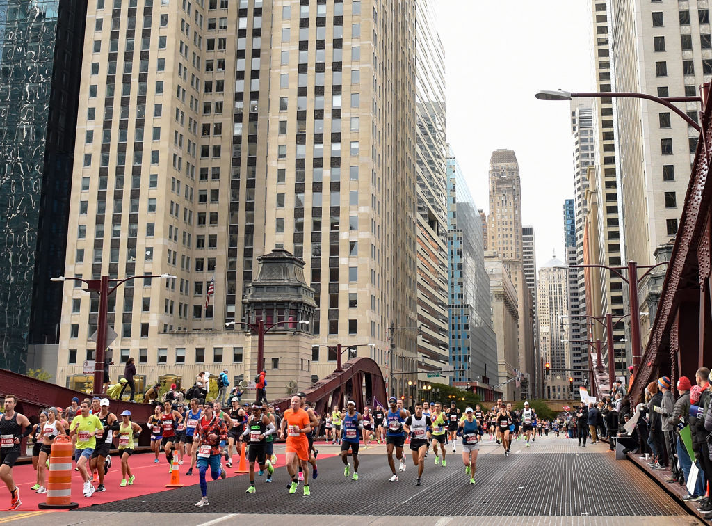 Coronavirus pandemic forces cancellation of Chicago Marathon