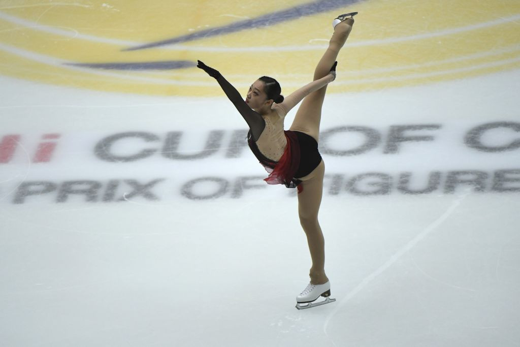 Figure skating events in China this year are set to go ahead as planned ©Getty Images