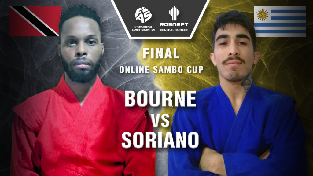Trinidad and Tobago's Bourne wins Americas leg of Online Sambo Cup