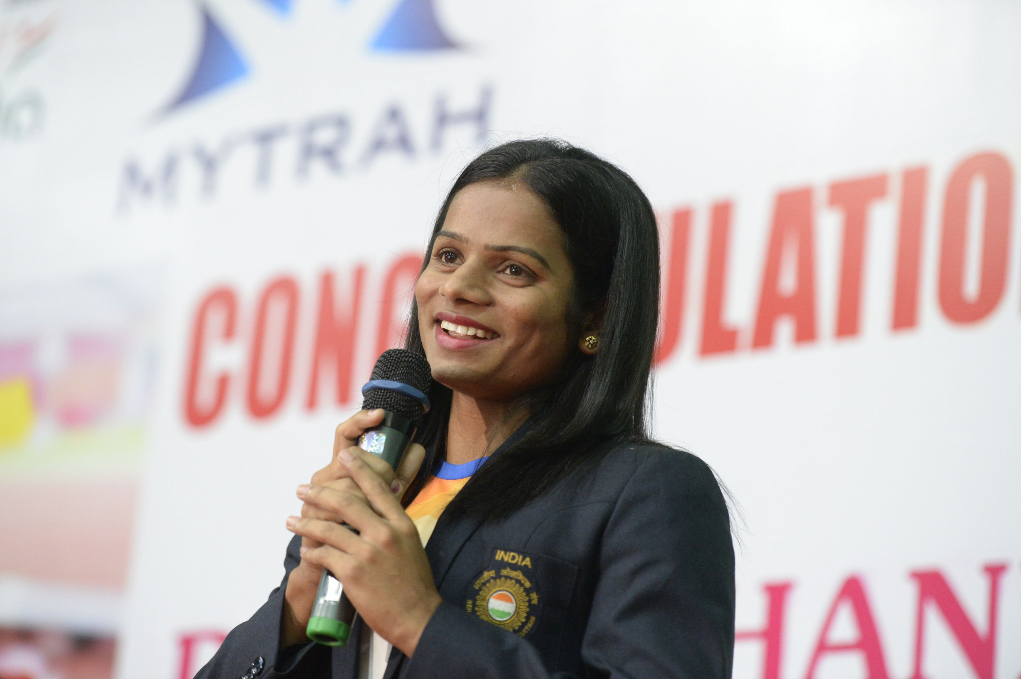 Dutee Chand won Summer Universiade gold last year and earned two Asian Games silver medals in 2018 ©Getty Images