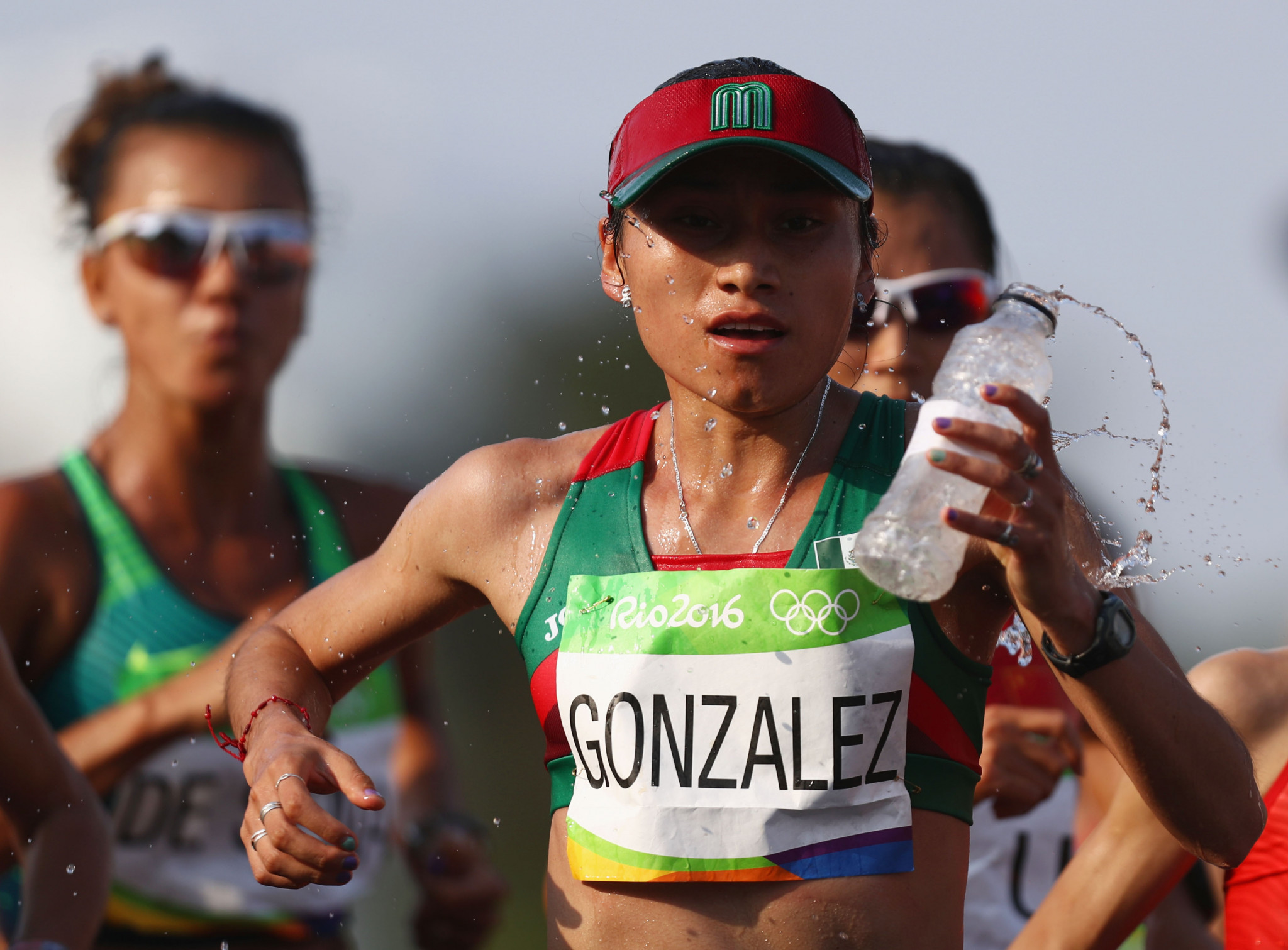Olympic silver medallist María Guadalupe González Romero has failed in an appeal against her drugs ban ©Getty Images