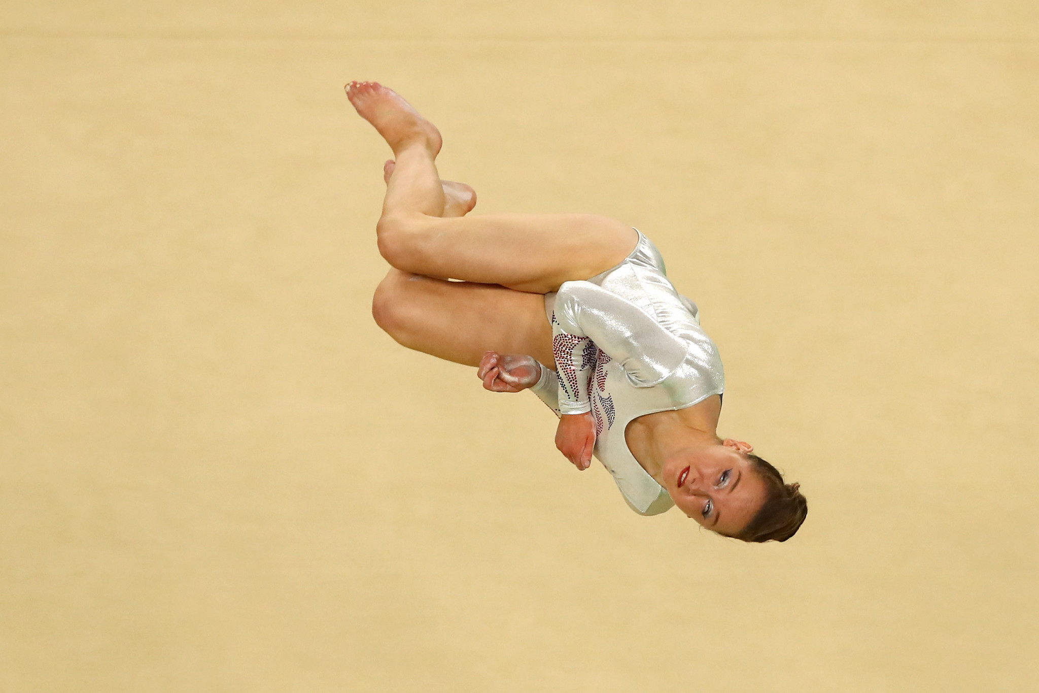 Amy Tinkler won floor bronze at the Rio 2016 Olympics ©Getty Images