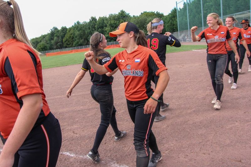Germany host the Netherlands in first women's international softball matches of 2020