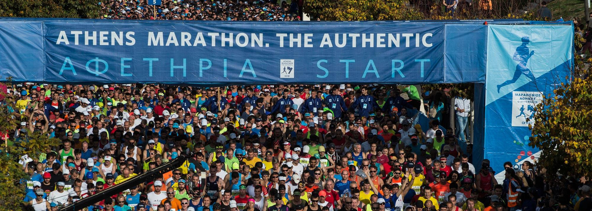 World Athletics Heritage Plaque for Athens Marathon unveiled