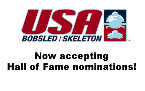 USA Bobsled and Skeleton seeks entrants to Hall of Fame