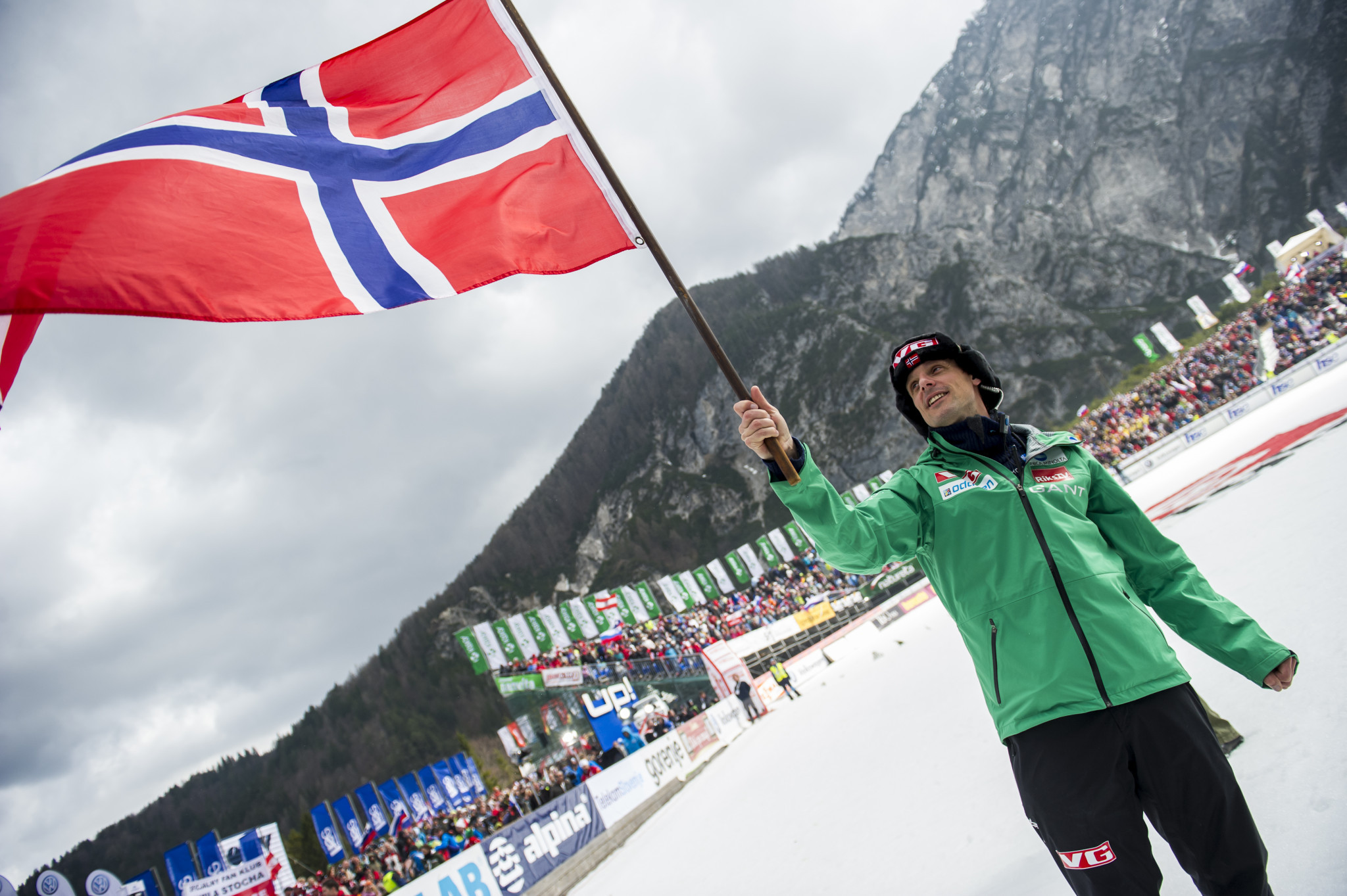 The deal covers major events hosted in Norway ©Getty Images