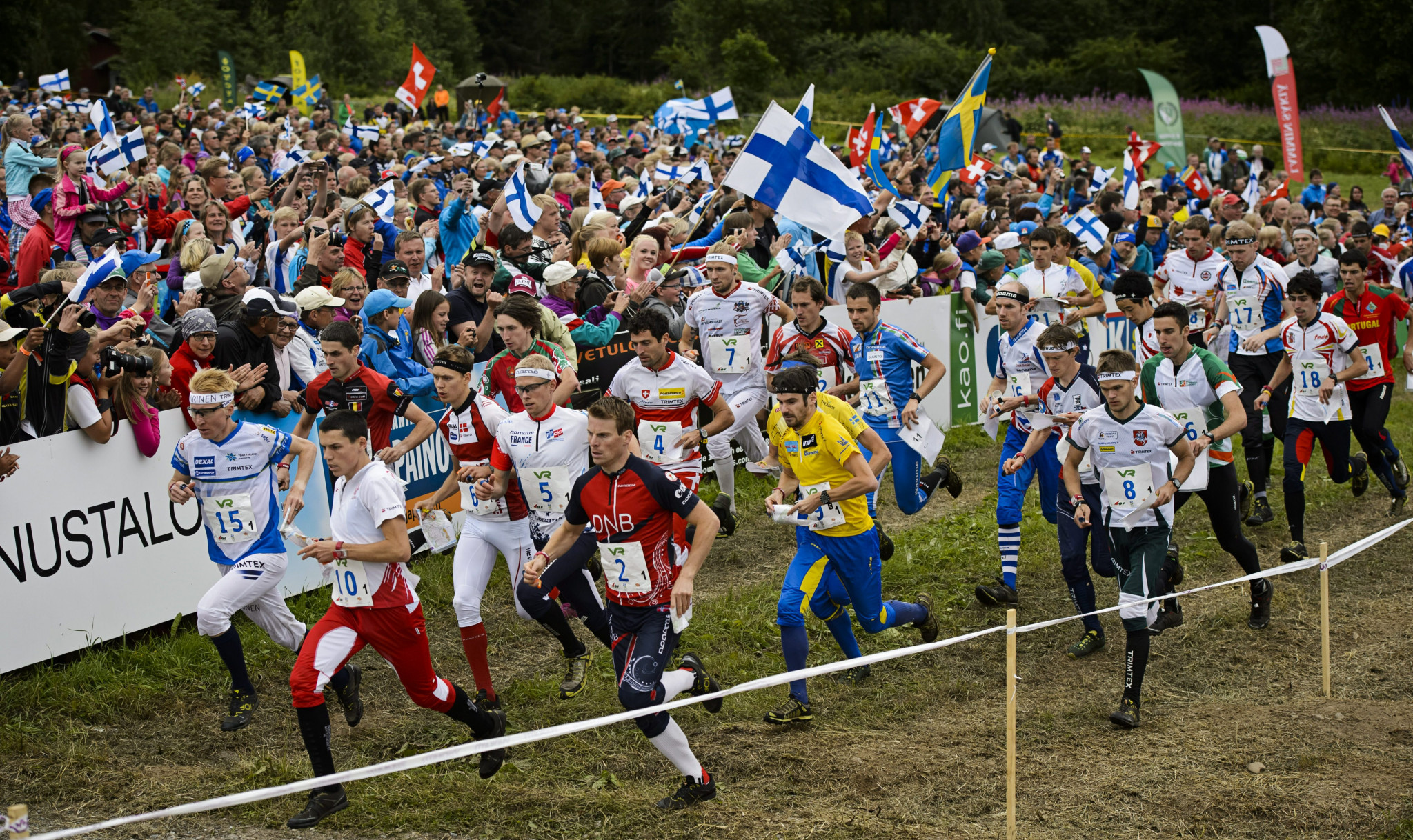 Orienteering world ranking events can resume from August 1 ©Getty Images