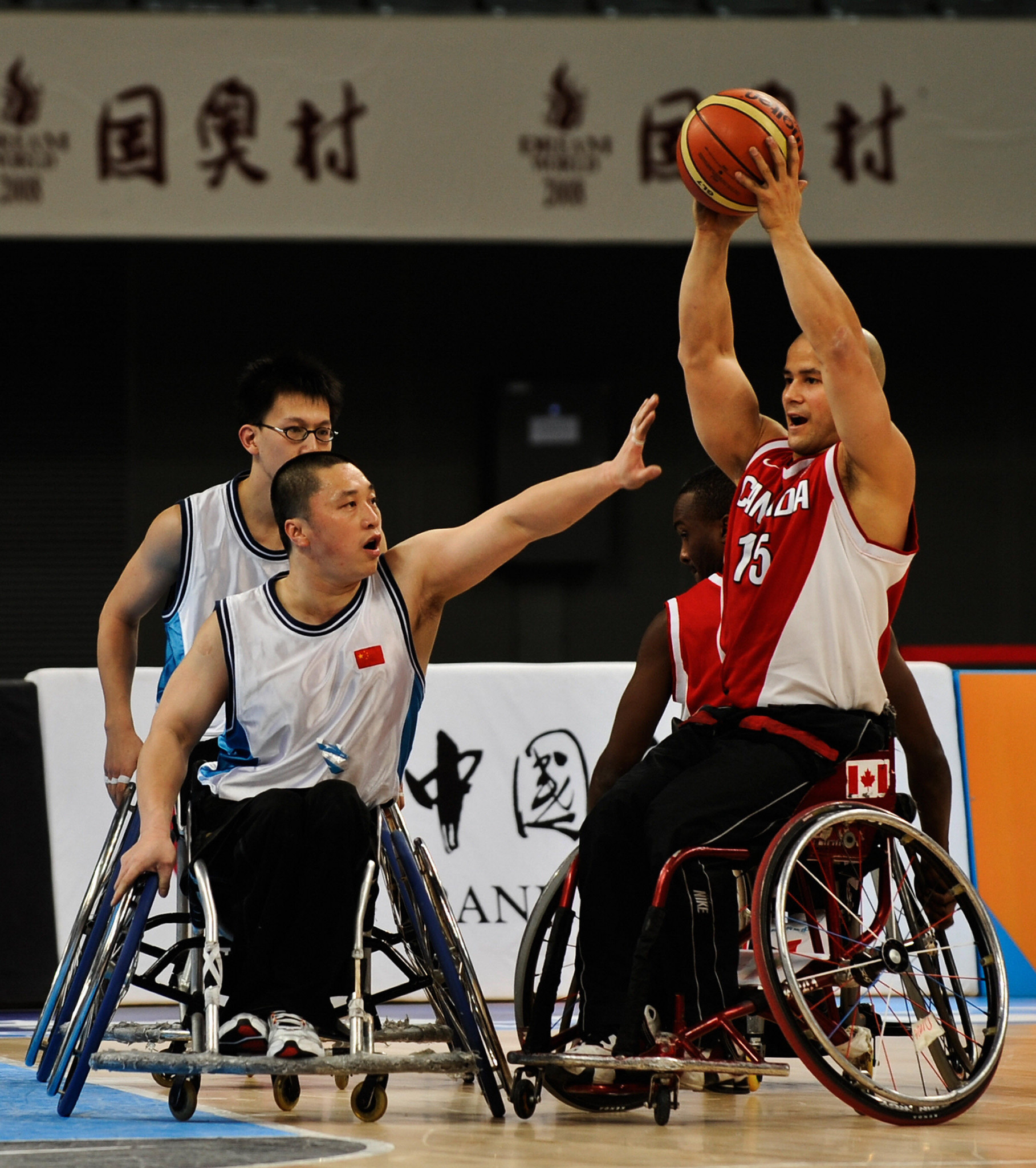 Canada's double Paralympic champion David Eng has already been ruled ineligible ©Getty Images