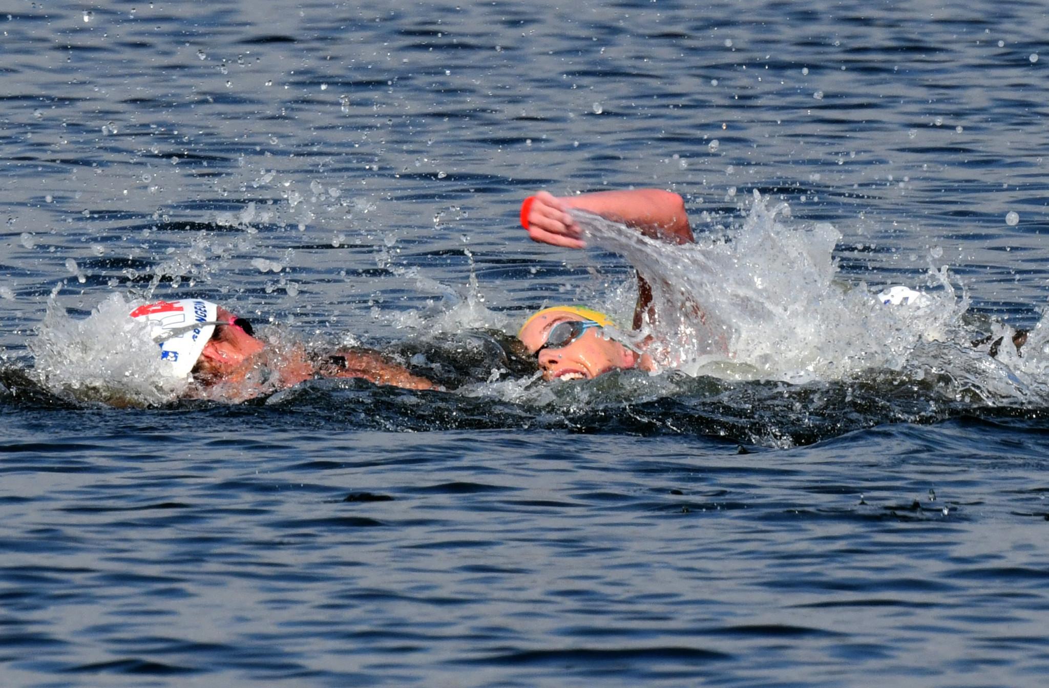 Tokyo 2020 and FINA eye alternations to marathon swimming course