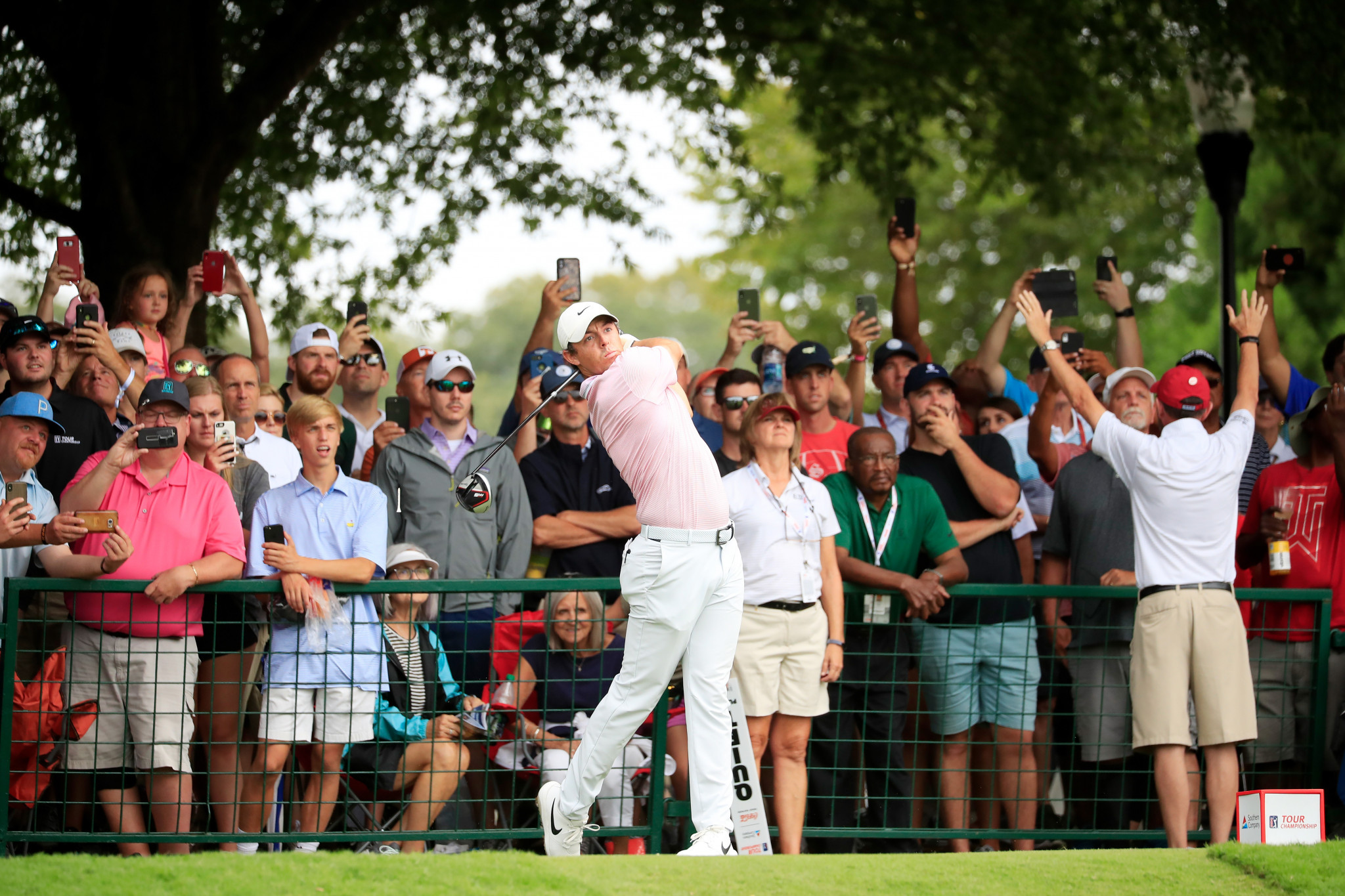 Remainder of PGA Tour season to be held without fans