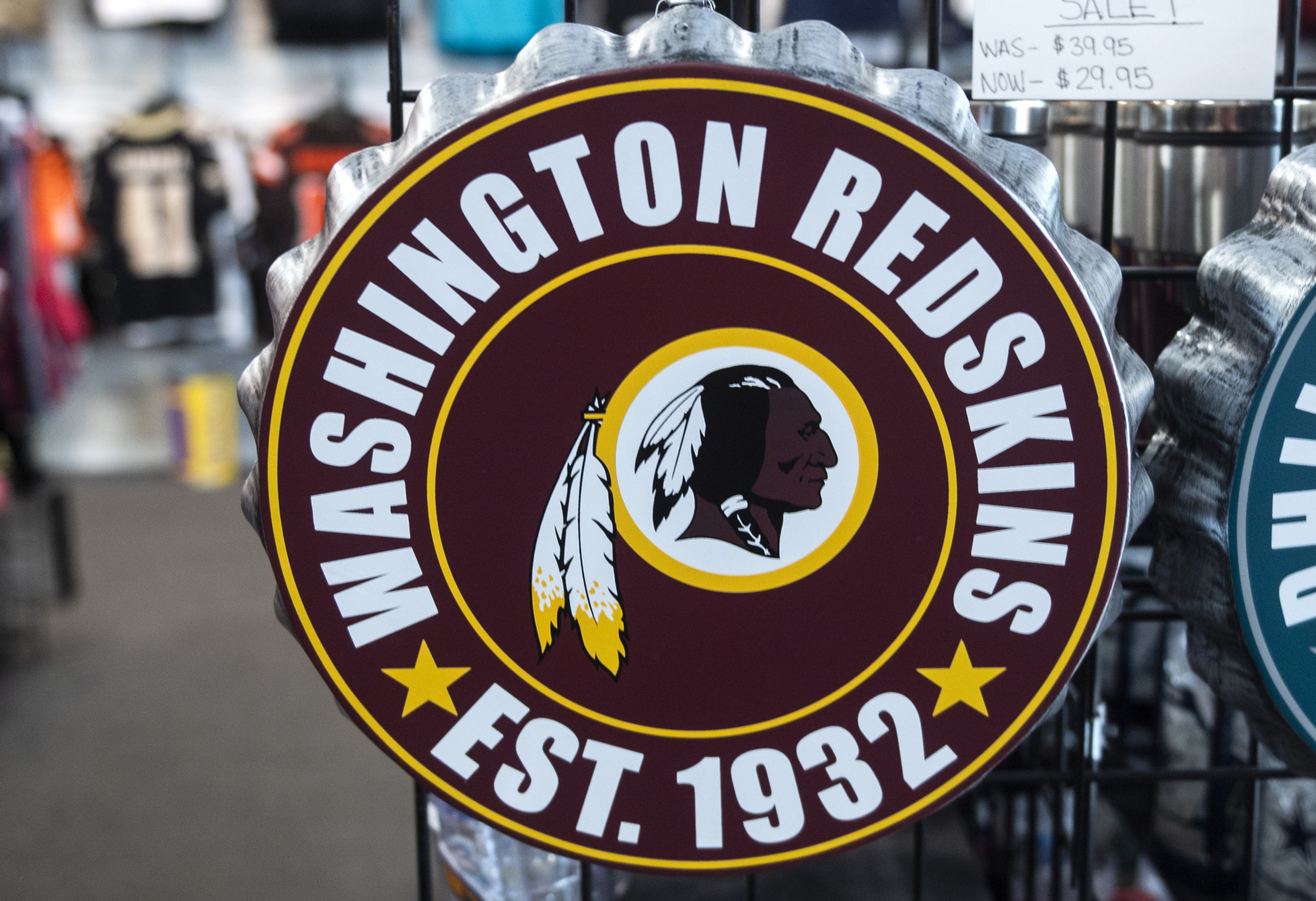 The Washington Redskins have opted to change their name ©Getty Images