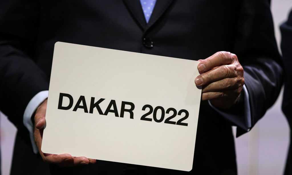 Dakar 2022 Youth Olympic Games postponed until 2026