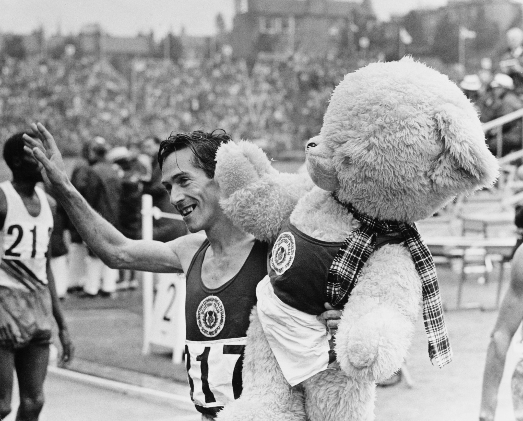 It is 50 years since the Edinburgh 1970 Commonwealth Games ©Getty Images