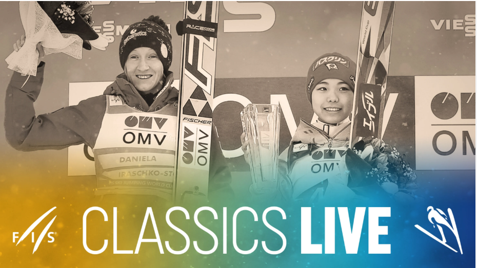 International Ski Federation conclude #ClassicsLive project after 23,000 votes