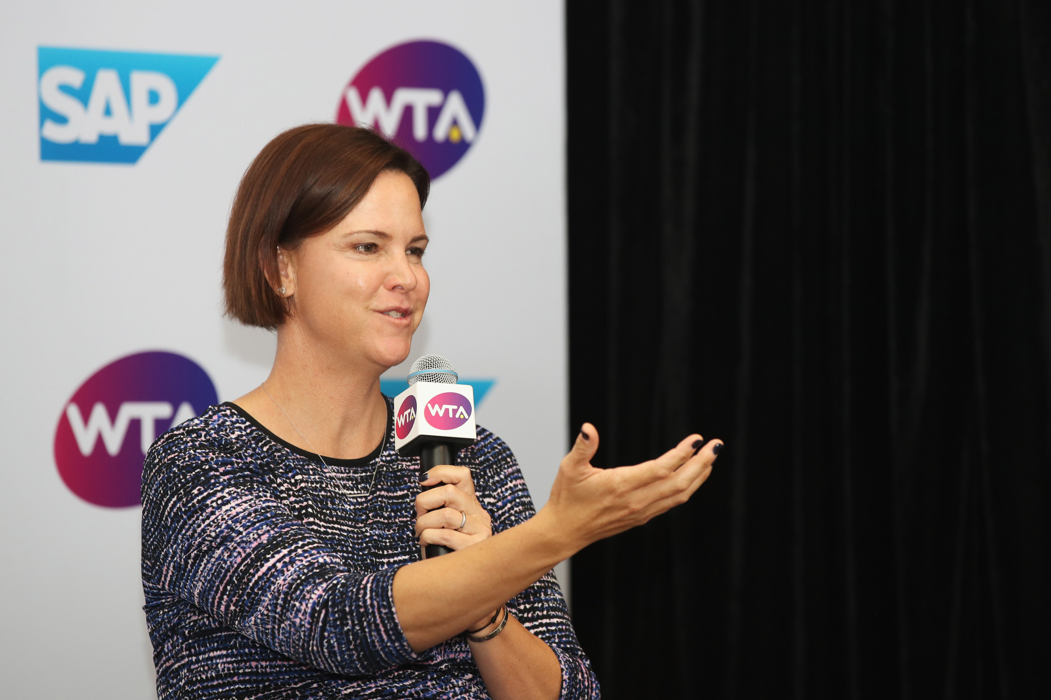 American Lindsay Davenport, who won three of tennis' four Grand Slams, will be profiled in a later episode ©Getty Images