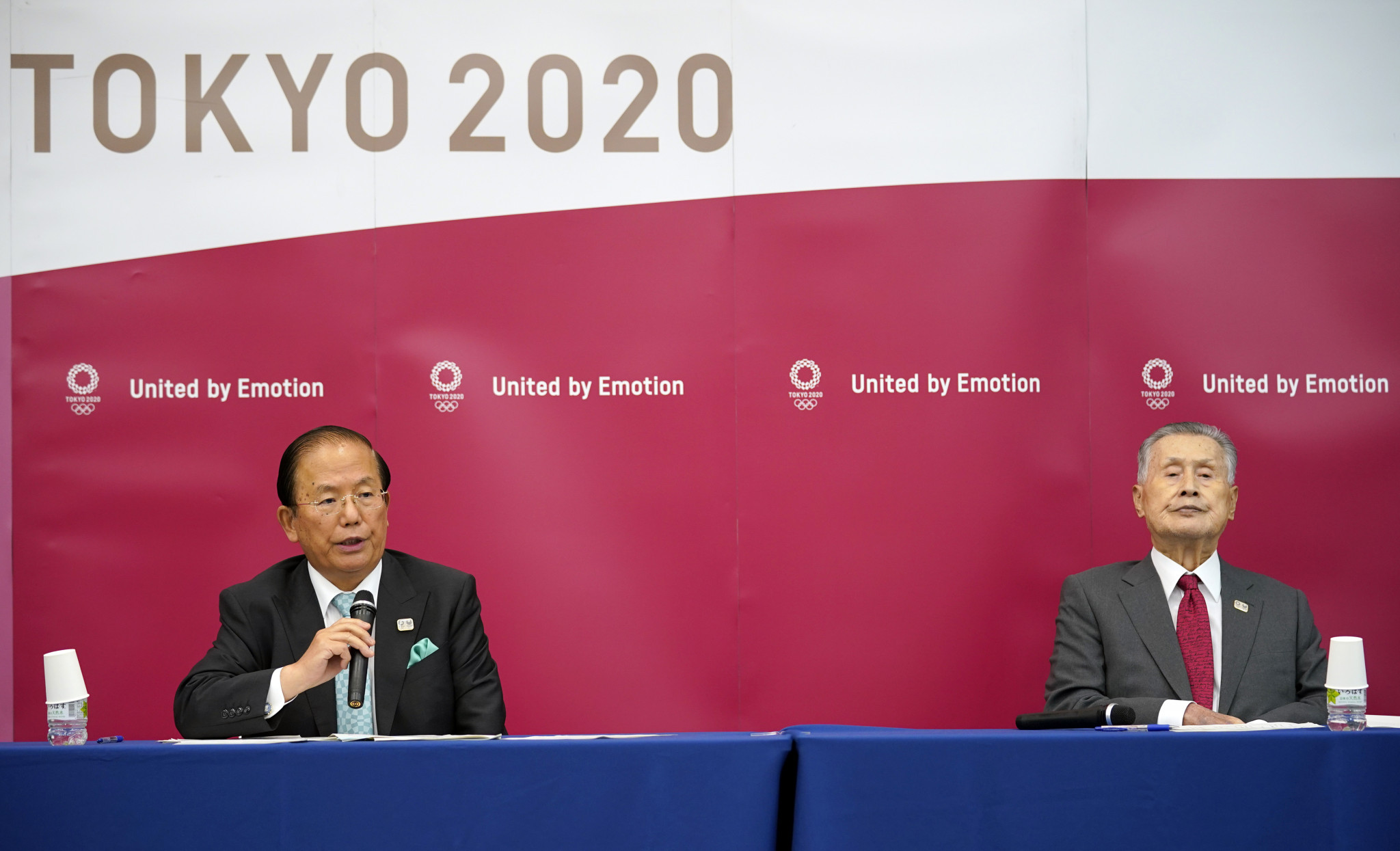 Tokyo 2020 will give an update on progress towards the postponed Olympic Games ©Getty Images