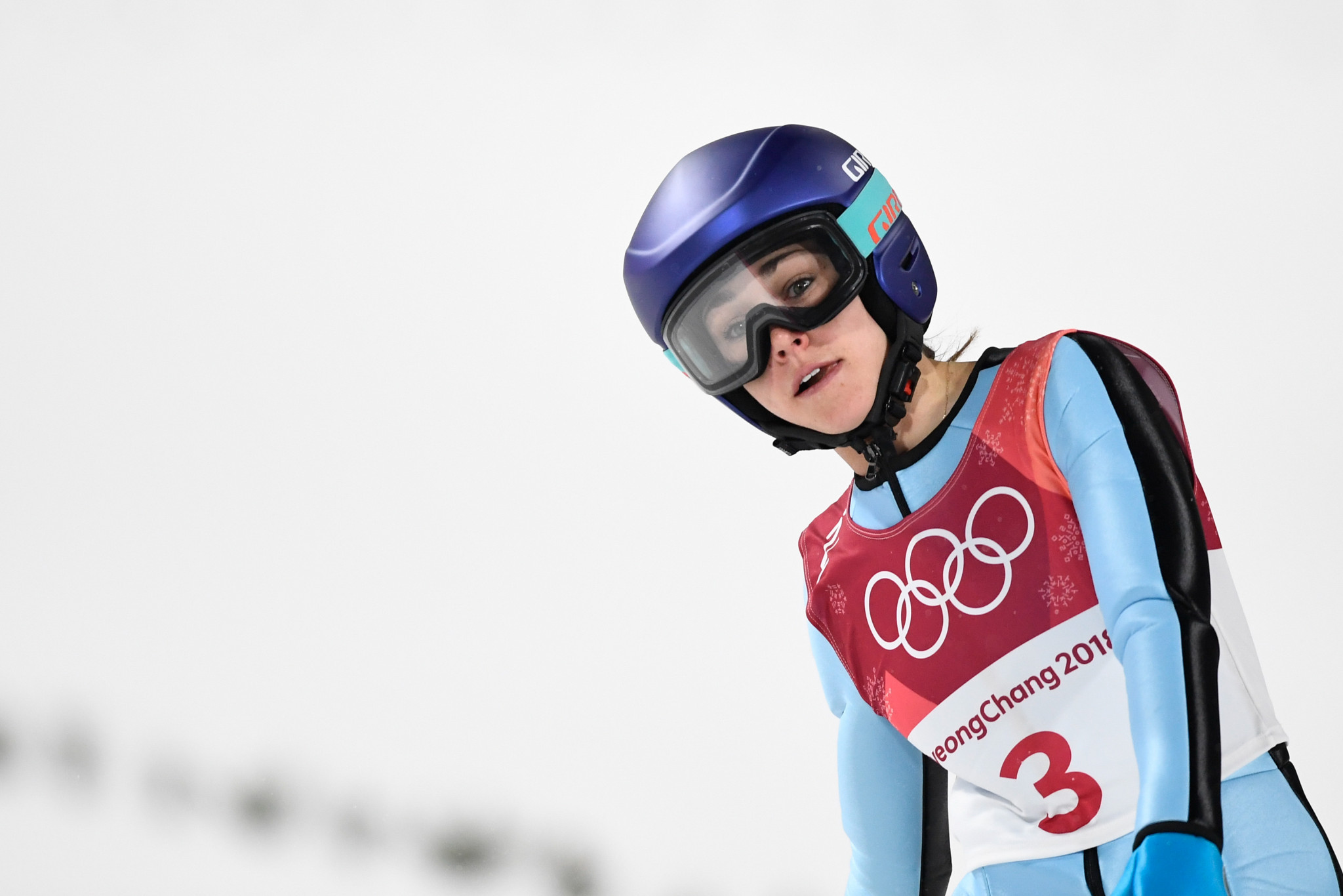 Hendrickson took a break from competitive ski jumping after the 2018 Winter Olympic Games in Pyeongchang ©Getty Images