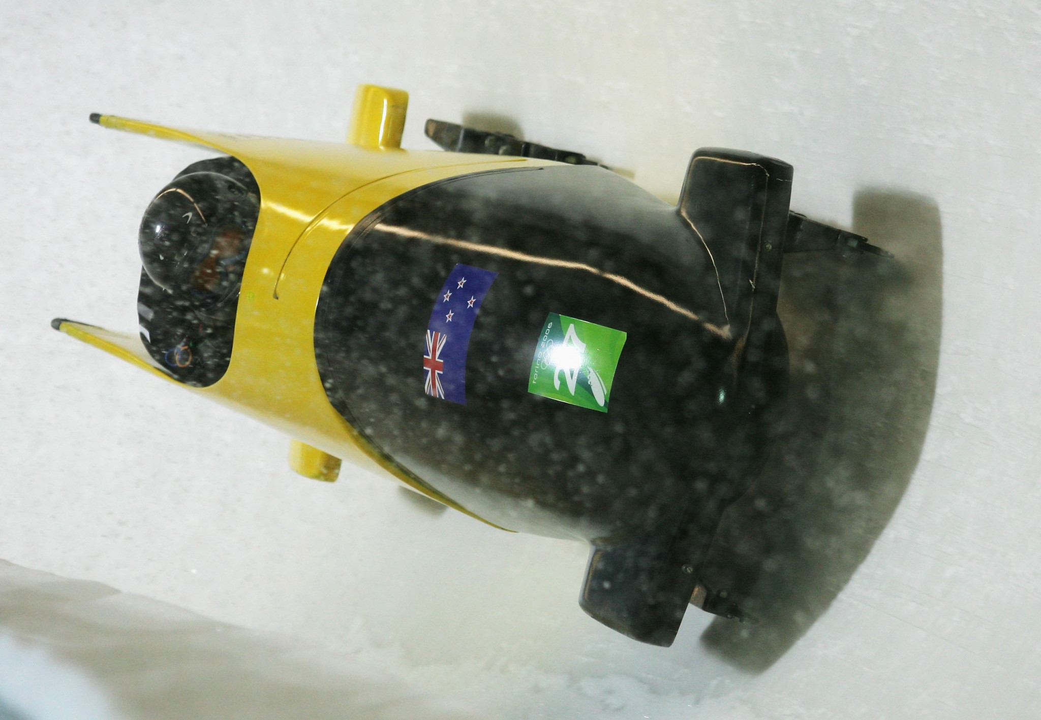 New Zealand last competed in the bobsleigh at the Winter Olympics in 2006 ©Getty Images