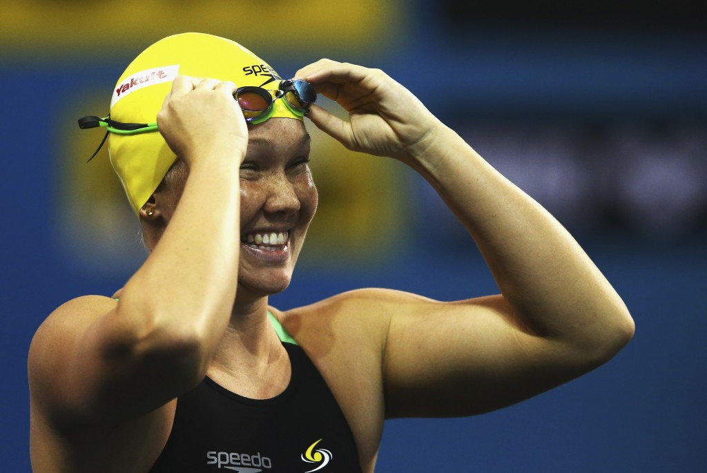 Australian swimmer Kylie Palmer praises WADA decision to drop doping case