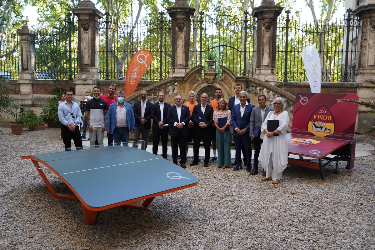 FITEQ partners with CONI and other sporting organisations to further teqball in Italy