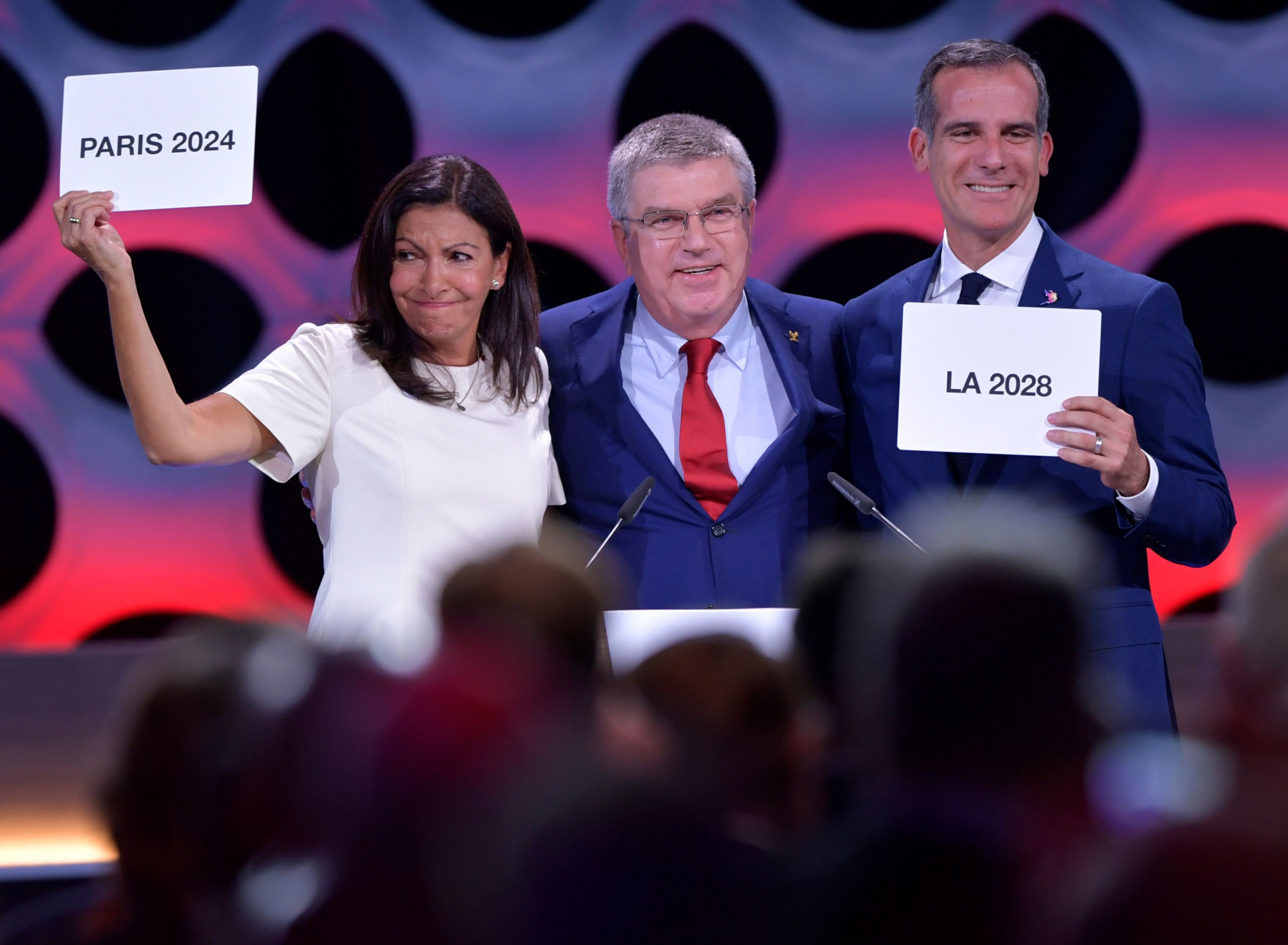 Los Angeles 2028 preparing for brand launch but youth sports programme delayed