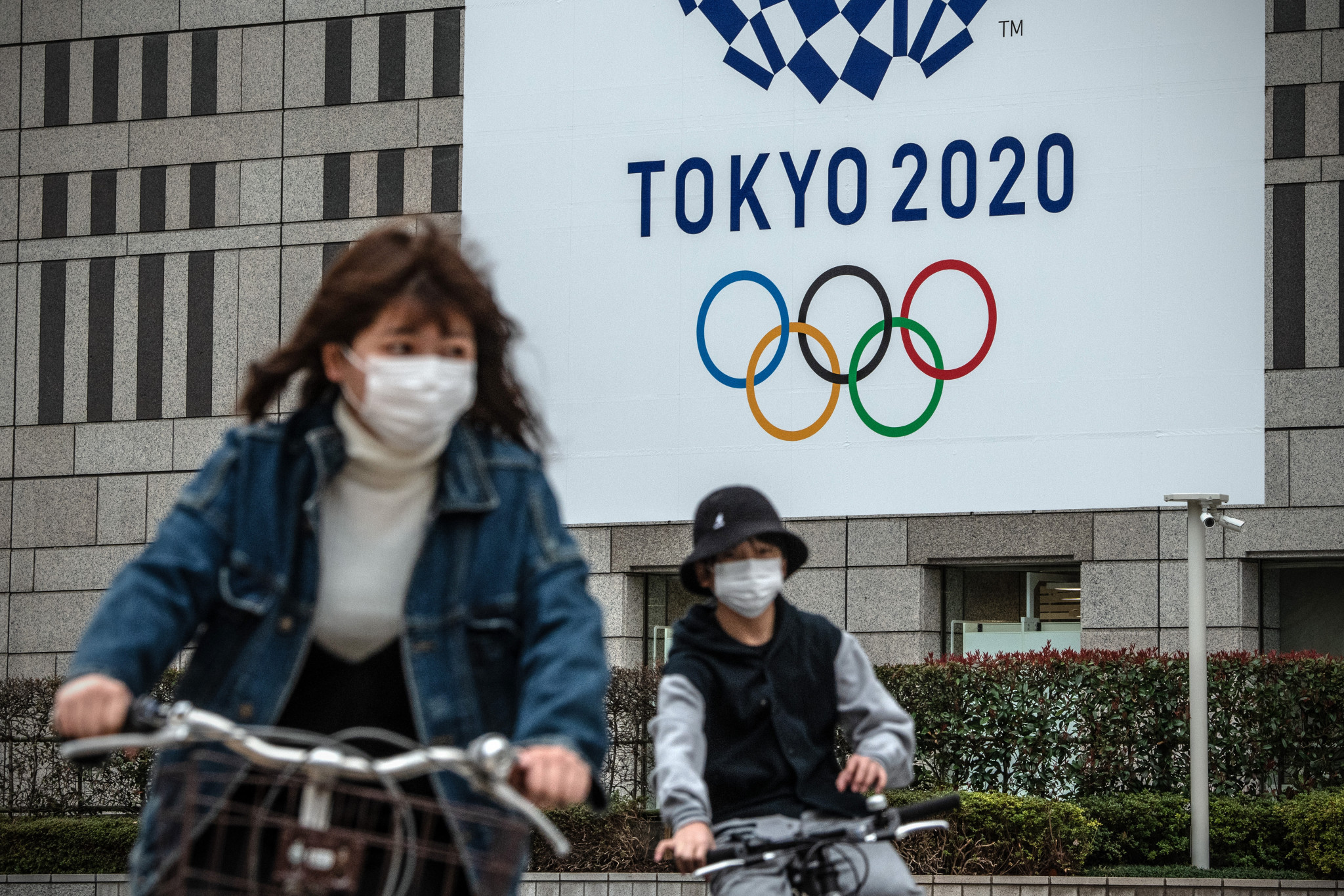 Survey says just one in four Japanese in favour of holding Olympics in 2021