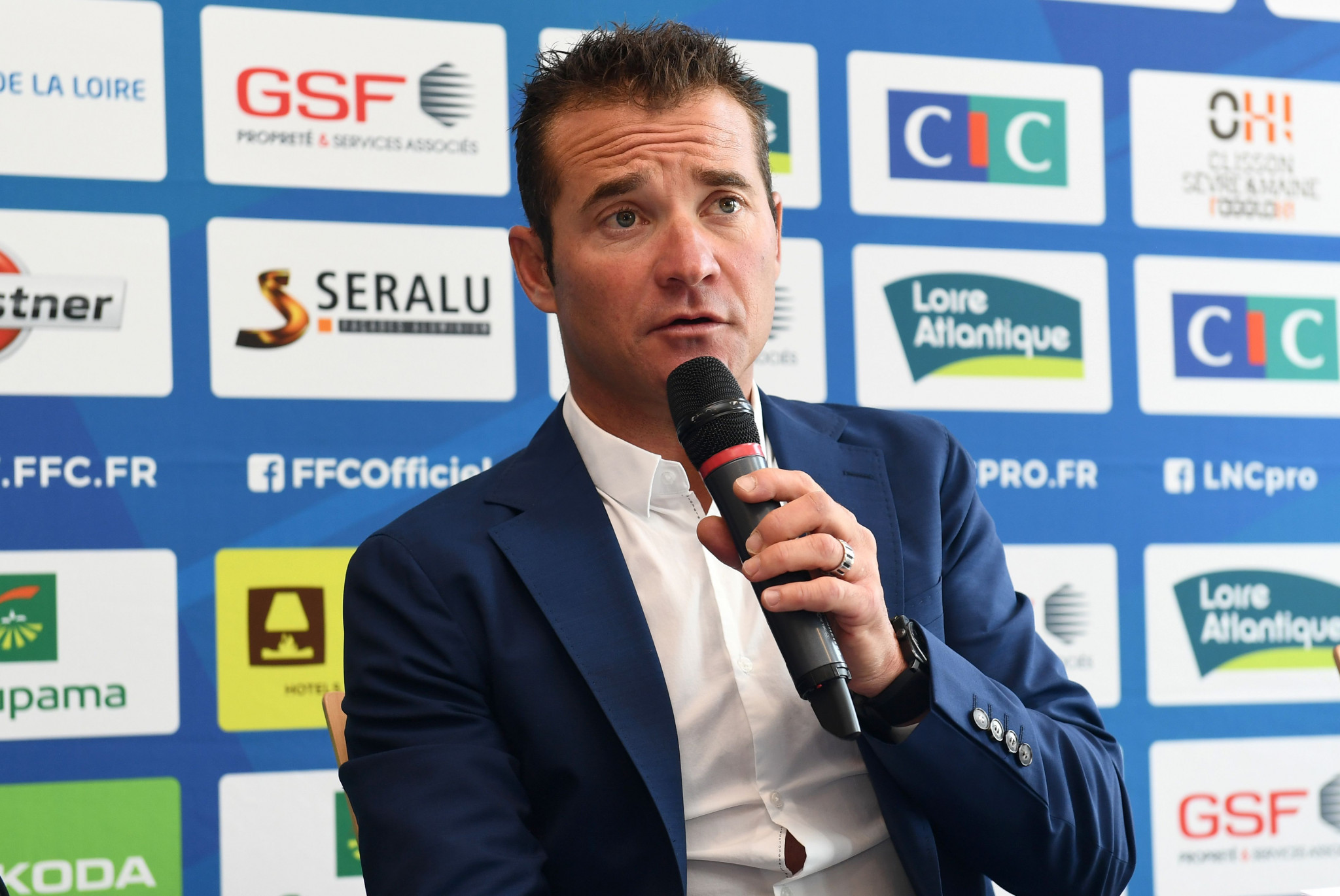 French cycling manager Voeckler warns best riders will skip Tokyo 2020 for Tour de France