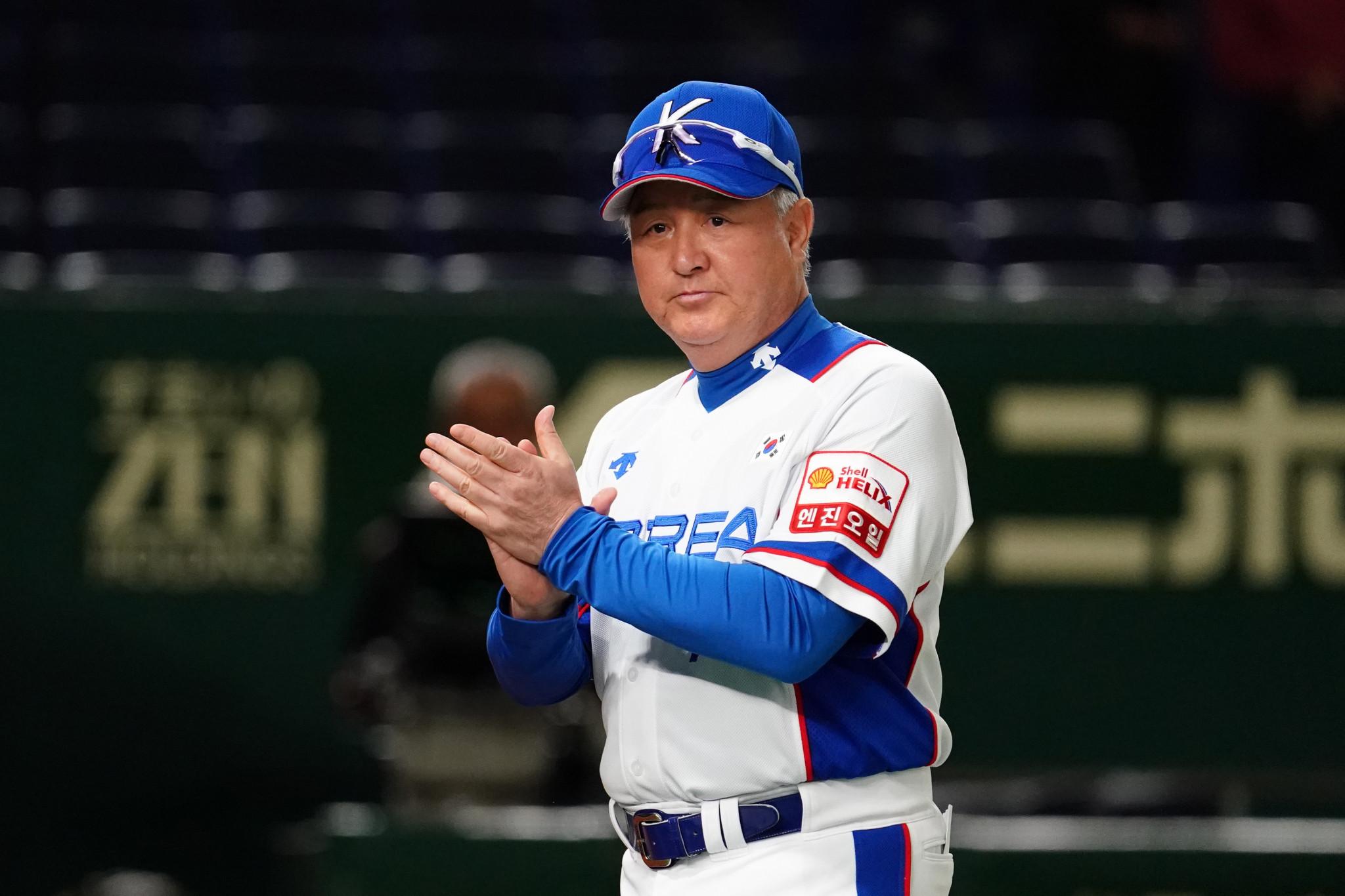 Beijing winner Moon confirmed as South Korea's manager for Tokyo 2020 baseball tournament