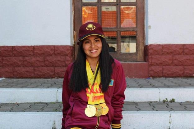 Kazakhstan's Para-athlete Rayeva nominated for Hermann Gmeiner Award