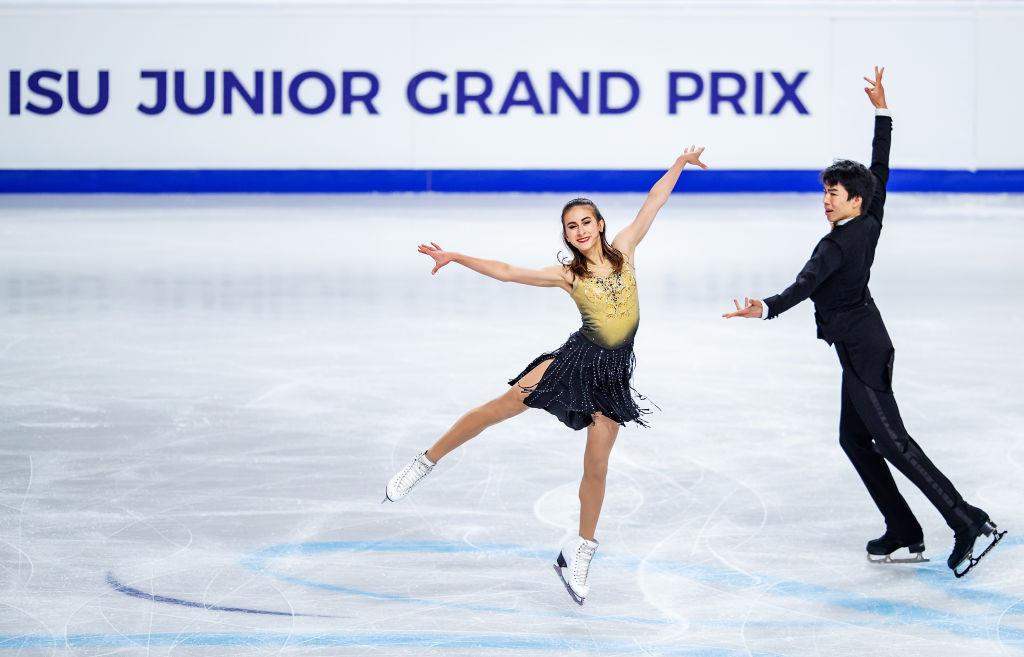 ISU cancels Junior Grand Prix of Figure Skating season because of coronavirus pandemic