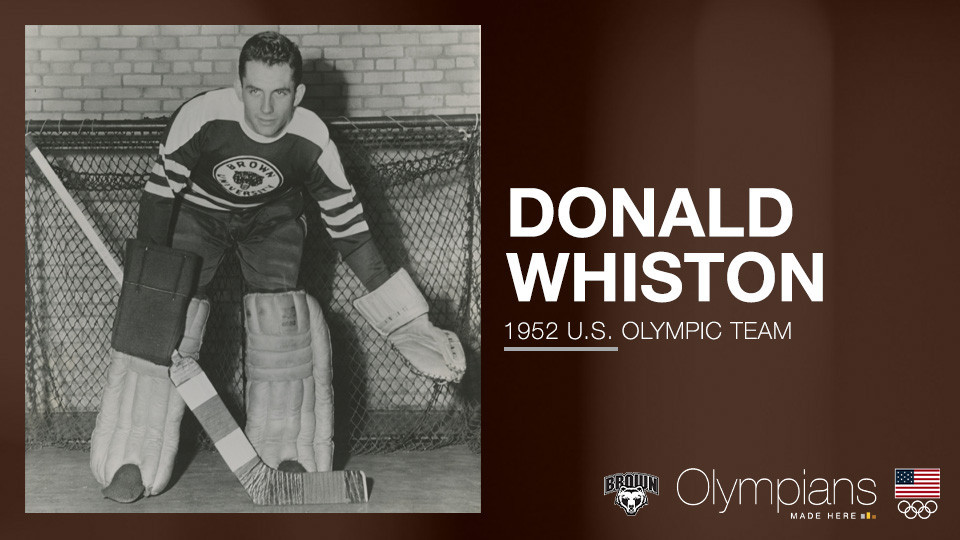 Oslo 1952 Olympic ice hockey medallist Whiston dies age 93