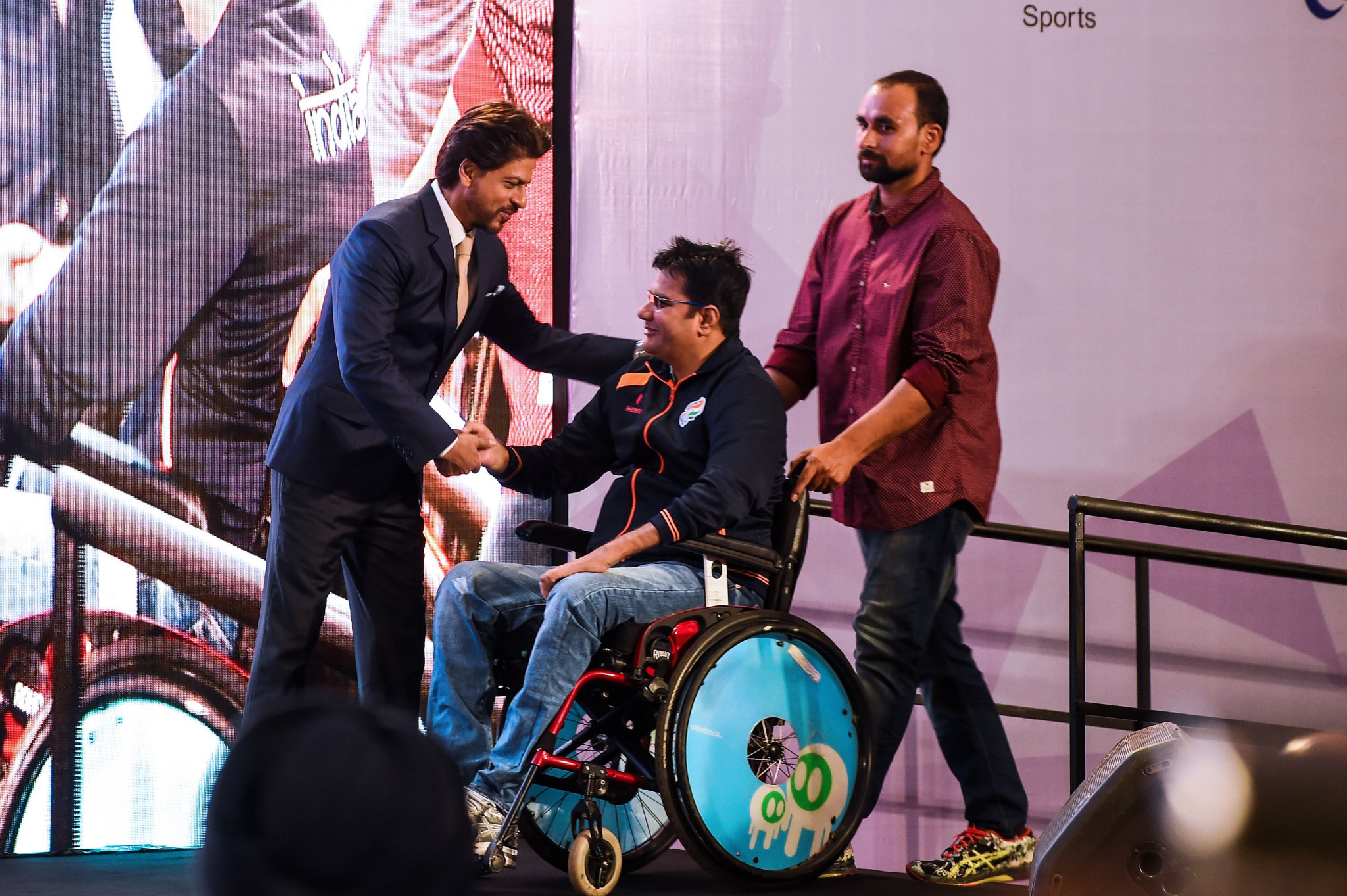 Club thrower Amit Saroha said athletes paid to help release Ramesh Tikaram's body to his family ©Getty Images