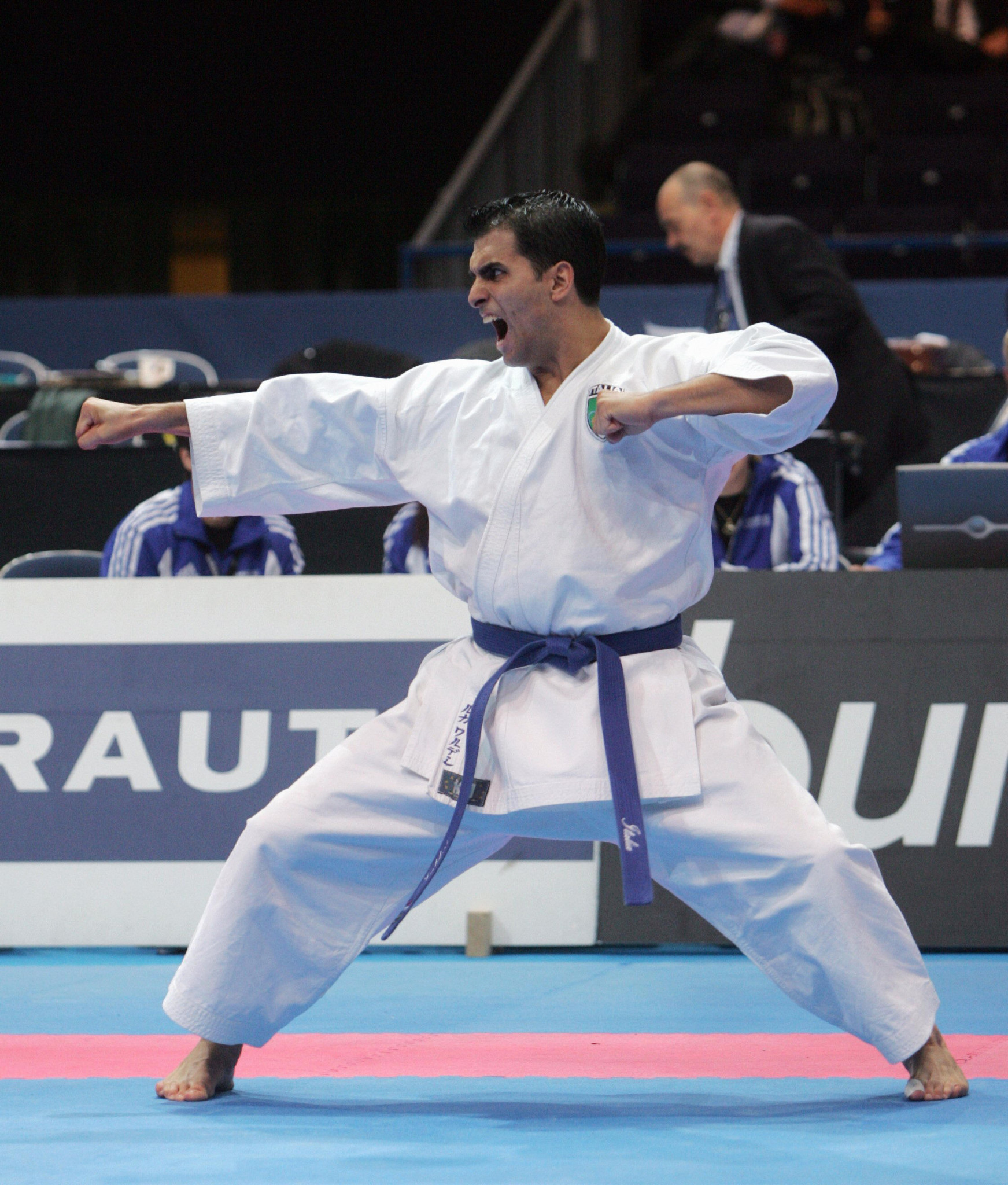 Italian karate legend Valdesi latest to feature in online training session